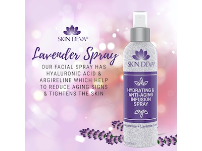 Hydrating Facial Spray with Lavender Extract