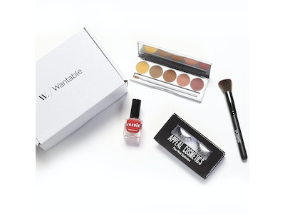 Wantable Makeup Collection