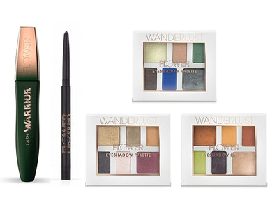 Three Pack Bundle: Eyeshadow Palette, Mascara & Eyeliner