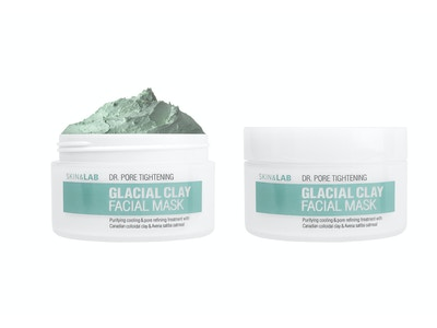 Pore Tightening Glacial Clay Facial Mask