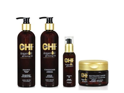 CHI Argan Oil Haircare Collection