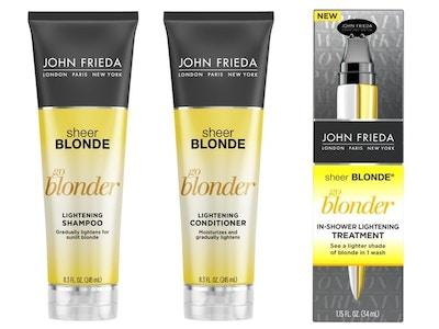 John Frieda® Hair Care Go Blonder Bundle