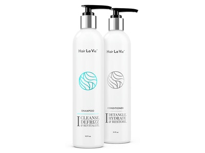 Revitalizing Shampoo & Restoring Conditioner