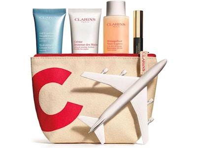 EXCLU : Vanity Kit Clarins !