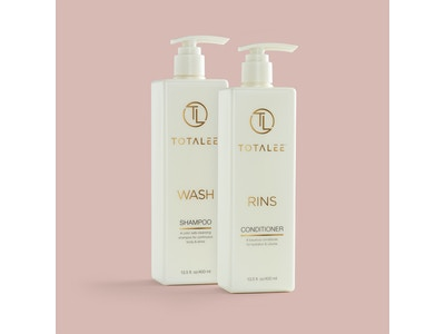 TOTALEE Wash and Rins Shampoo and Conditioner