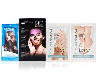 Head-To-Toe Mask Collection