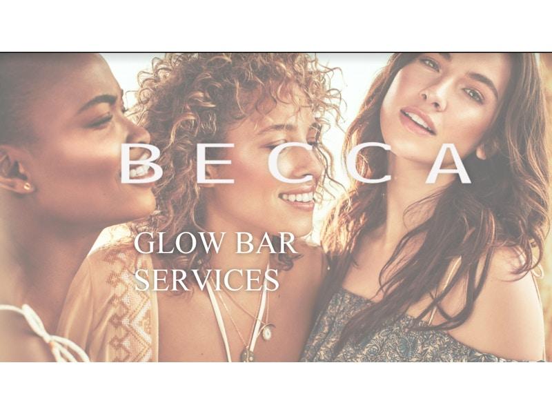 Becca x Nordstrom Glow Bar Makeover LA