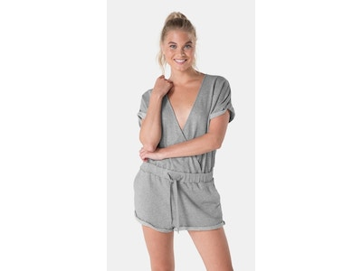 Onepiece Drowsy Short Jumpsuit