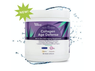 Collagen Age Defense