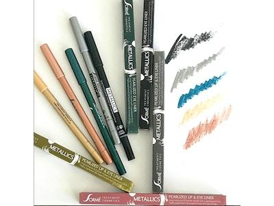 Metallics Lip and Eyeliners