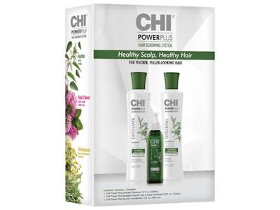 Healthy Scalp with CHI PowerPlus Kit