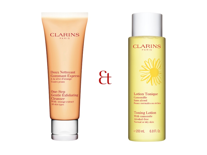 Clarins Cleansing Duo