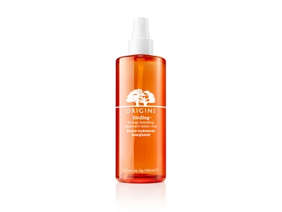 Ginzing Energy-Boosting Treatment Lotion Mist 150ml