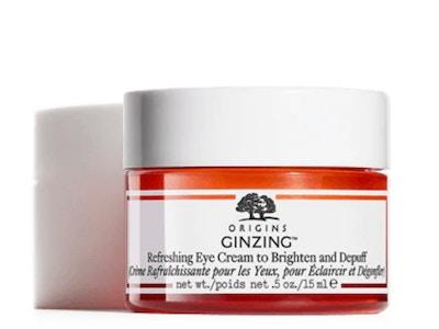 Ginzing Refreshing Eye Cream to Brighten and Depuff 15ml