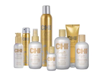 CHI Keratin Haircare Line