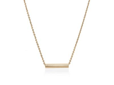 Minimalist | 18k Rose Gold | Necklace