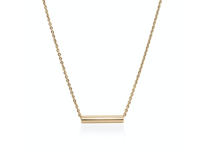 Minimalist | 18k Rose Gold | Necklace
