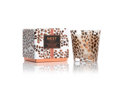 10th Anniversary Moroccan Amber 3-Wick Candle