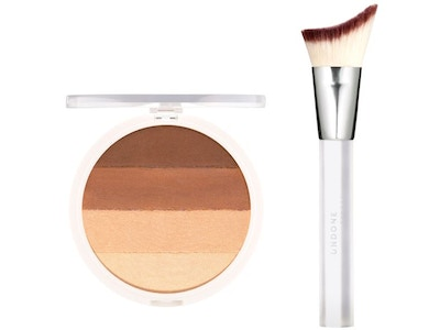 Apply + Blend Brush AND Warm Up Bronzer