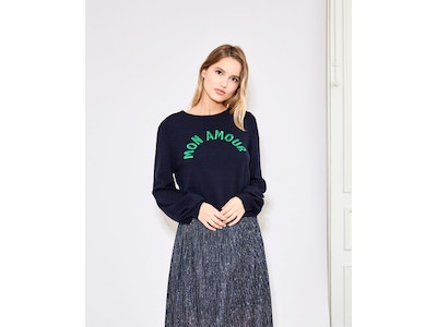 Pull en maille Peregrine