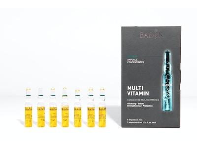 Multi Vitamin Ampoule Concentrates
