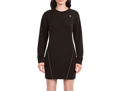 Linked Dress- Color Black - Size Small