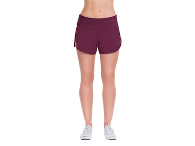 Netted Run Short - Color Navy or Plum - Size Small