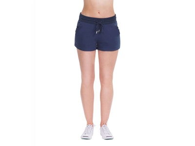 Scalloped Short - Color Navy - Size Small