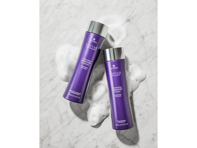 CAVIAR Anti-Aging Replenishing MOISTURE Shampoo & Conditioner