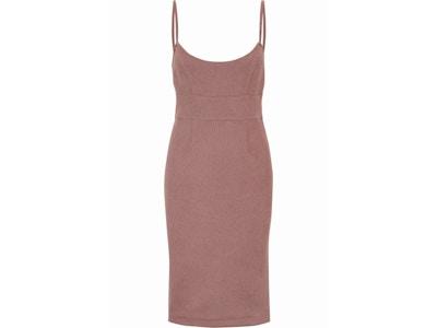 Super Suede Midi Dress