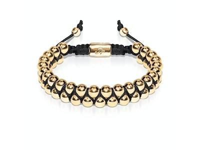 18k Gold | Black | Vitality Bracelet