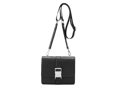 Stalking Gia Black Crossbody / Belt Bag