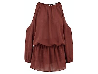 Dropwaist Mini Dress