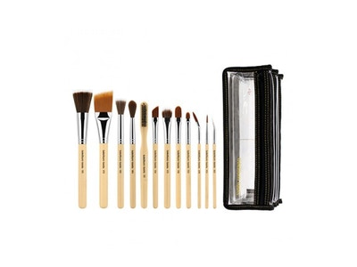 Bdellium Tools - SFX Brush Set 12 pc. with Double Pouch (1st Collection) [Retail $120]