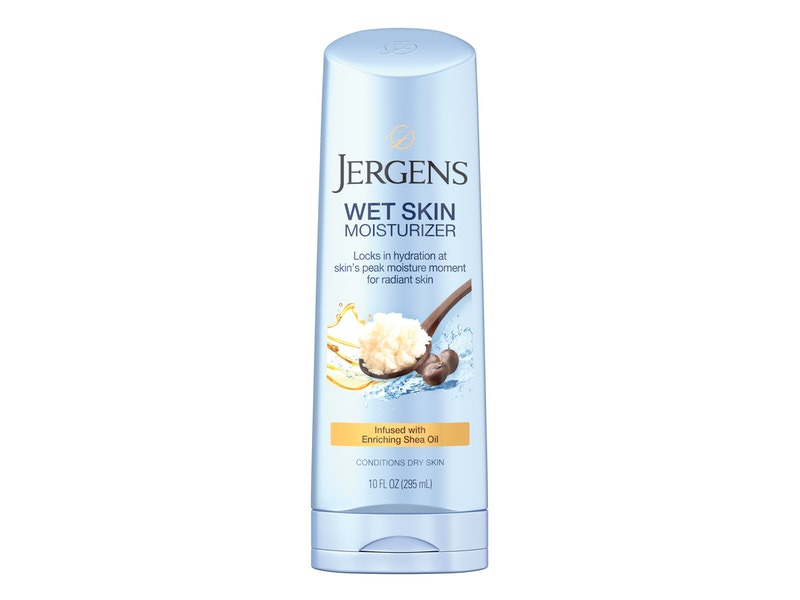 Jergens Wet Skin Moisturizer with Enriching Shea Butter Oil