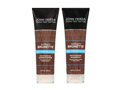 John Frieda® Hair Care Brilliant Brunette® Multi-Tone Revealing Moisturizing Duo
