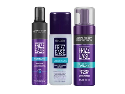 John Frieda® Hair Care Frizz Ease® Bundle