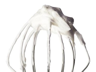 Vanilla Plum Whip and Sugar Scrub