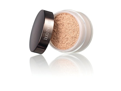 Translucent Loose Setting Powder - Glow  and Glow Powder Brush