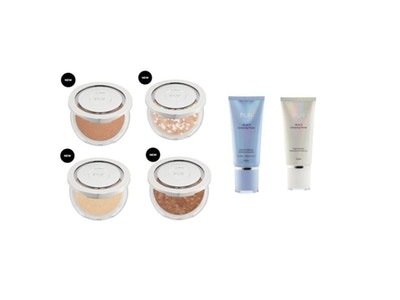 Skin Perfecting Powders and Primers Bundle