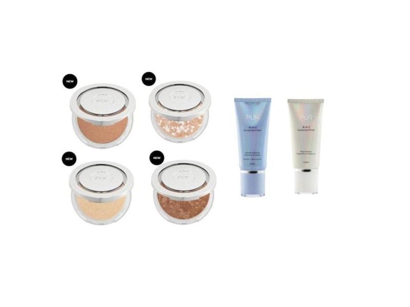 Skin Perfecting Powders and Primers Bundle