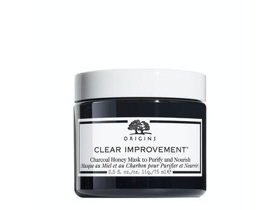 Clear Improvement - Charcoal Honey Mask to Purify and Nourish