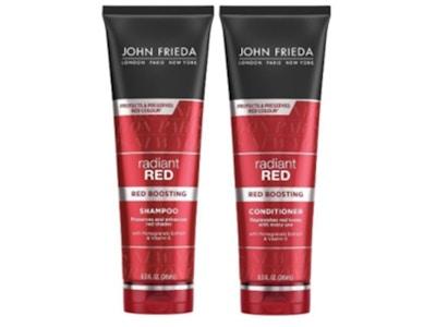 John Frieda Hair Care Radiant Red Red Boosting Duo
