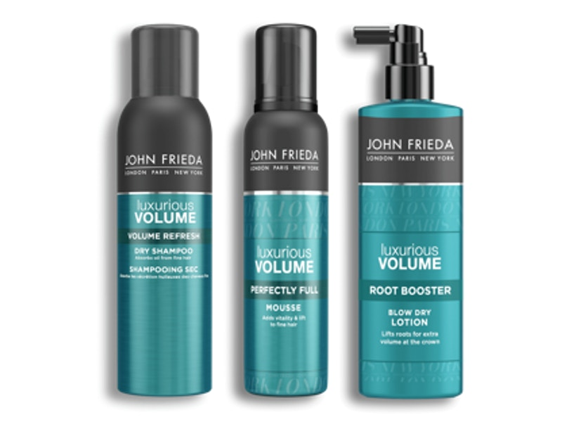 John Frieda Luxurious Volume Bundle