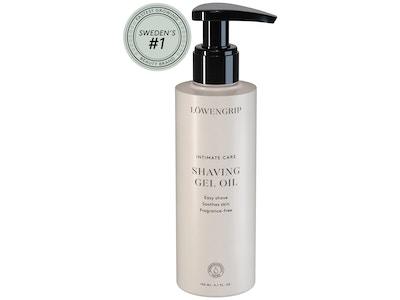 Löwengrip Intimate Care Shaving Gel Oil