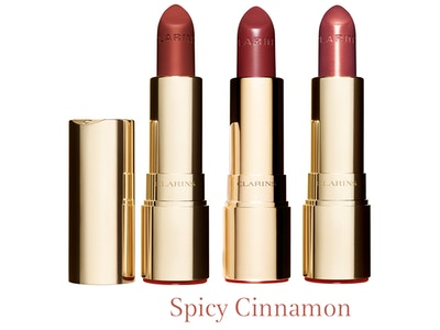 Clarins Joli Rouge - Spicy Cinnamon - 1 shade, 3 finishes!!