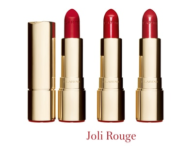 Clarins Joli Rouge - 1 shades 3 finishes!!
