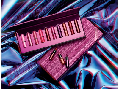 COFFRET EXCLUSIF SHINY PRETTY THINGS - 10 ROUGES A LEVRES