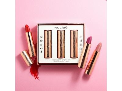 Coffret 3 rouges à lèvres - Kissing Lips Dream Kit