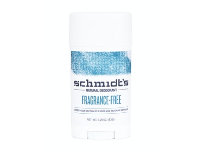 Fragrance-Free - Schmidt's Natural Deodorant